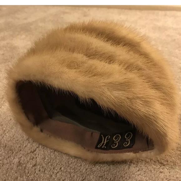 882da5f0948c8f EEH Accessories | Vintage Russian Winter Women Faux Fur Hat Brown ...